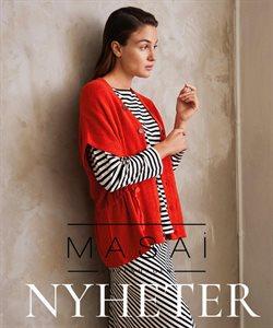 Kläder, Skor och Accessoarer erbjudanden i Masai katalogen i Stockholm ( Mer än en månad )