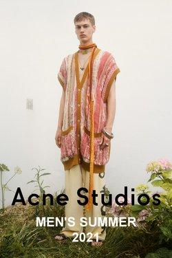 Erbjudanden från Acne Studios i Acne Studios ( 29 dagar kvar)