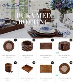 Newport Home Interiors-katalog ( Har gått ut )
