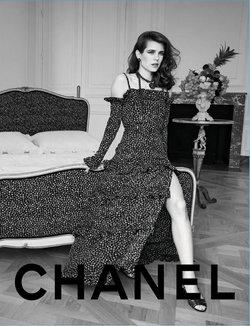 Chanel-katalog ( Mer än en månad )