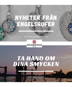 Hedbergs Guld & Silver-katalog ( Har gått ut )