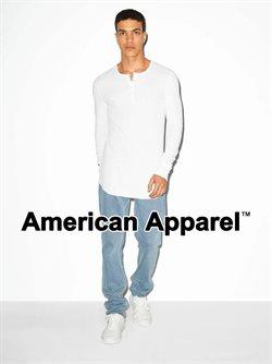 American Apparel-katalog ( Har gått ut )