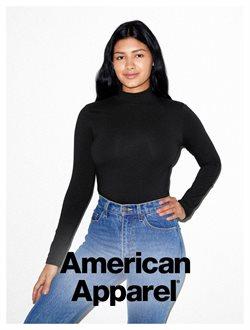 American Apparel-katalog ( Publicerades igår )