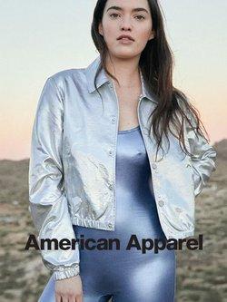 American Apparel-katalog ( Mer än en månad )