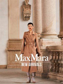 Max Mara-katalog ( Går ut imorgon )