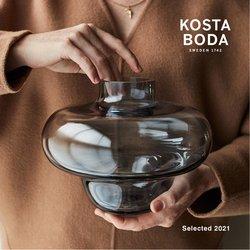 Erbjudanden från Kosta Boda i Kosta Boda ( Mer än en månad)