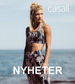 Erbjudanden från Casall i Casall ( Mer än en månad)