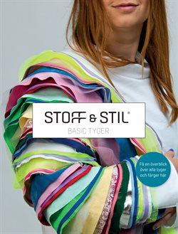 Stoff & Stil-katalog i Stockholm ( Mer än en månad )