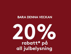 Erbjudanden från Jotex i Stockholm