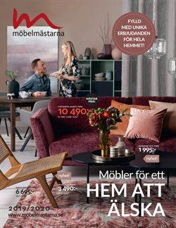 Möbelmästarna-katalog ( Har gått ut )