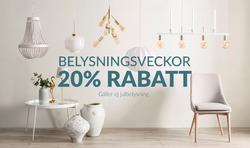 Erbjudanden från Möbelmästarna i Stockholm