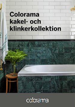Colorama-katalog i Uppsala ( Mer än en månad )