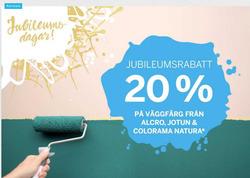 Erbjudanden från Colorama i Stockholm