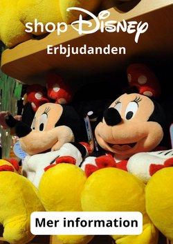 Erbjudanden från Disney i Disney ( Publicerades idag)