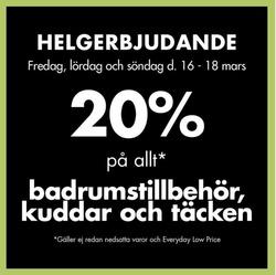 Erbjudanden från ILVA i Malmö