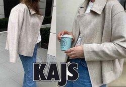 KAJS-katalog ( Publicerades igår )