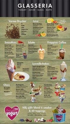 Erbjudanden från Restauranger och Kaféer i I Love Frozen Yoghurt ( 9 dagar kvar)