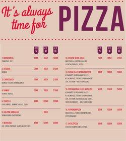 Erbjudanden från I Love Pizza i I Love Pizza ( 17 dagar kvar)