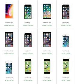 Erbjudanden i kategorin IPhone SE i Fix My Phone