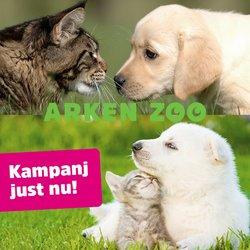 Arken Zoo-katalog ( Går ut idag )