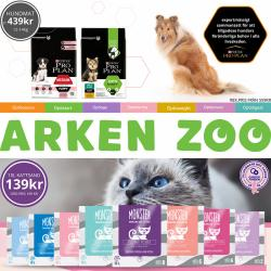 Arken Zoo-katalog ( 2 dagar kvar)