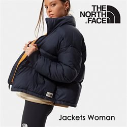 The North Face-katalog ( Mer än en månad )