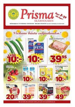 Erbjudanden från Matbutiker i Prisma Mat ( Går ut imorgon)
