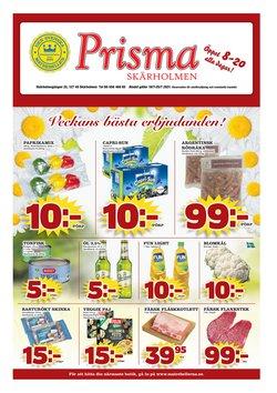 Prisma Mat-katalog ( Går ut imorgon)
