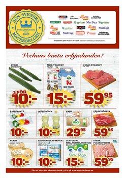 Din Mat-katalog i Stockholm ( Har gått ut )