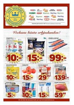 Din Mat-katalog i Stockholm ( 2 dagar sedan )