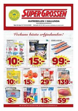 Supergrossen-katalog i Stockholm ( 2 dagar sedan )