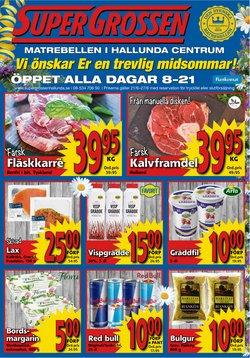 Supergrossen-katalog ( Publicerades idag)