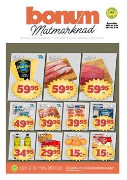 Bonum Matmarknad-katalog ( Har gått ut )