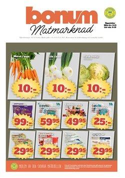 Bonum Matmarknad-katalog ( 2 dagar sedan )