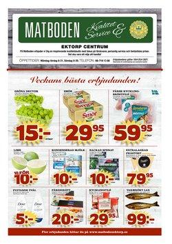 Matboden Ektorp-katalog ( 2 dagar sedan )
