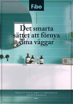 Bygg och Trädgård erbjudanden i Fibo-Trespo katalogen i Lidköping ( 5 dagar kvar )