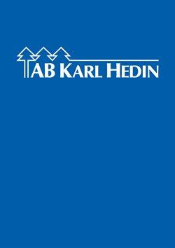 AB Karl Hedin-katalog ( Har gått ut )
