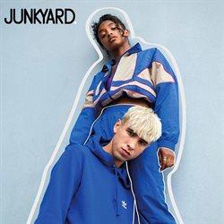 Junkyard-katalog ( Mer än en månad )