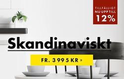 Erbjudanden från Furniturebox i Stockholm