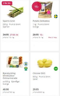 Erbjudanden i kategorin Potatis i MatHem