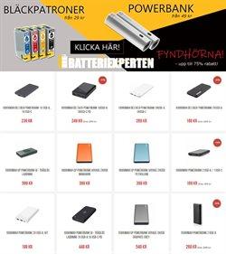 Batteriexperten-katalog ( 2 dagar kvar )