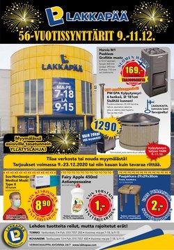 Lakkapää-katalog ( Har gått ut )