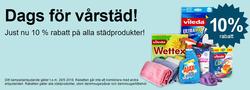 Erbjudanden från Dammsugarpåsar i Stockholm