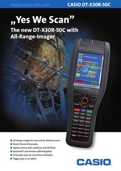Erbjudanden från Elektronik och Vitvaror i Casio ( Publicerades igår)