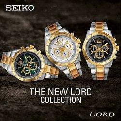 Seiko-katalog ( Mer än en månad )