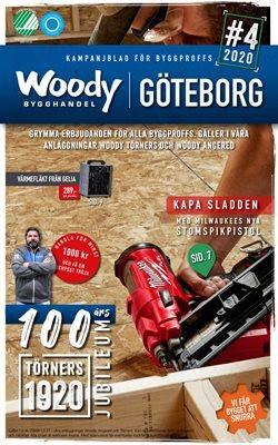 Woody Bygghandel-katalog ( Har gått ut )