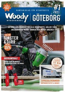 Woody Bygghandel-katalog ( 7 dagar kvar )
