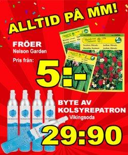 Erbjudanden från MM Sverige i MM Sverige ( 6 dagar kvar)