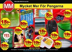 Erbjudanden från MM Sverige i MM Sverige ( 4 dagar kvar)