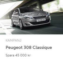 Erbjudanden från Holmgrens Bil i Nässjö